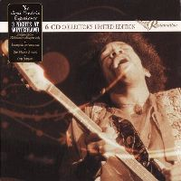 Cover The Jimi Hendrix Experience - Collector's Limited Edition: 3 Nights At Winterland [6CD]